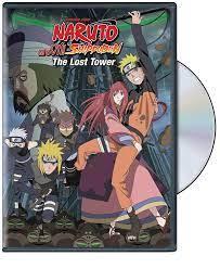 Naruto Shippuden The Movie: Lost Tower / (Full) [DVD] [Region 1] [NTSC] [US  Import]: Amazon.de: DVD & Blu-ray