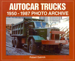 train railroad transportation books from karen s books books at autocar trucks 1950 1987 photo archive