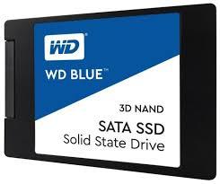 <b>Твердотельный накопитель Western Digital</b> WD BLUE 3D NAND ...
