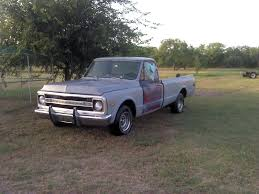 My First Truck 1970 Chevy c10