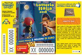 Lotteria Italia: 25.000 euro a un biglietto venduto a ...