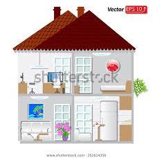 Part Architectural Project Home Building Architecture