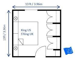 Learn To Interpret The Listed Dimensions Of Modular PlansQueen Size Bedroom Dimensions