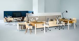 herman miller office furniture solutions for an open plan office
