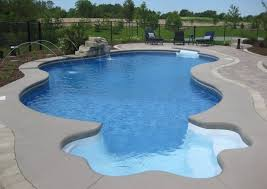 Interesting Cool Shaped Swimming Pools Throughout Decorating Ideas