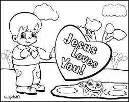We hope you will enjoy these free printable bible coloring sheets. Christian Preschool Coloring Pages Coloring Home
