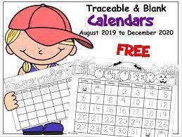Academic Calendar 2020 17 Template