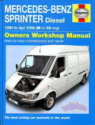sprinter parts sprinter shop manual service repair book haynes mercedes dodge freightliner fits more than one