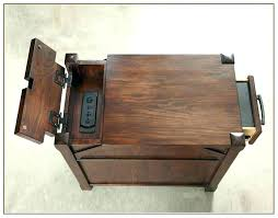 charging end table. Charging Station Table End A