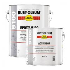 Rust Oleum 9100 High Performance Epoxy