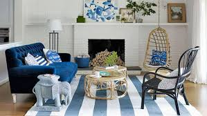 8 cool ideas for blue living room ideas