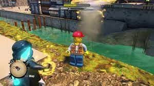 the lego ninjago movie videogame android - YouTube