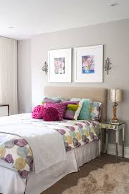 bright teen vogue bedding in kids transitional with bedroom color idea next to kids bedroom alongside teenage girl room colors and benjamin moore gray owl