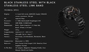 huawei watch black. source: huawei. huawei watch black