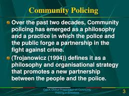 policing term papers community policing term paper essay on community policing