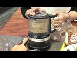 kitchenaid 3 5 cup mini food processor. demo\u0027ing kitchenaid\u0027s new mini food processor kitchenaid 3 5 cup z