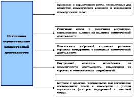 Реферат Коммерческая деятельность Основные источники осуществления коммерческой деятельности торгового предприятия