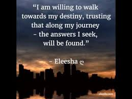 Destiny Quotes Gorgeous My Destiny Daily Inspiration Quotes Affirmations Sayings For