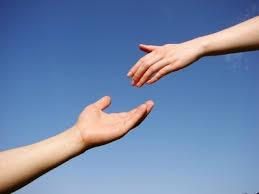 Image result for reaching hands