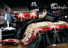 car bedding sets race car bedroom sets cool red race car print 4 piece duvet cover bedding sets race baby boy car crib bedding sets