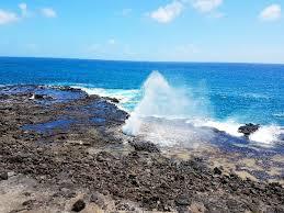 Spouting Horn Kauai Review Of Spouting Horn Poipu Hi