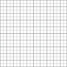 1 Cm Graph Paper With Black Lines Size A Math Worksheet 4 Quadrant