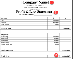 Free Profit And Loss Statement For Self Employed Mesmerizing 48 Ways A Renter Can Show Proof Of Income