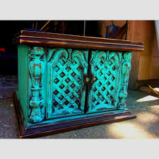distressed antique furniture. remarkable teal wood furniture 25 best distressed turquoise trending ideas on antique n