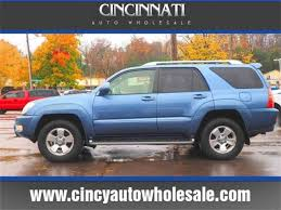 2003 Toyota 4Runner for Sale | ClassicCars.com | CC-1041553