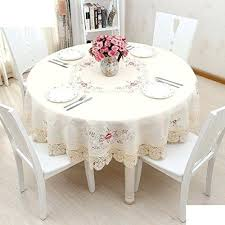 modern round tablecloth modern round tablecloths embroidered cotton fabric tablecloth round table modern tablecloth canada