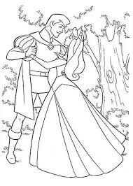 33 Disegni Della Principessa Aurora Da Colorare Pianetabambiniit