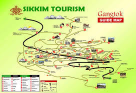 welcome to the official web portal of sikkim tourism  maps