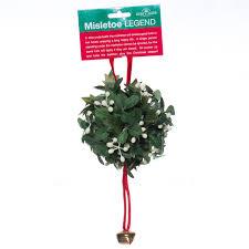 Mistletoe Ball Lights Mistletoe Ball Ornament