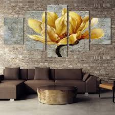 Modern Wall Decor For Living Room Online Get Cheap Gold Art Aliexpresscom Alibaba Group