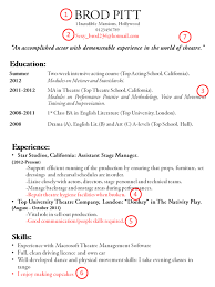 All-purpose CV. Title