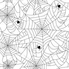 Spider Web Pattern Enchanting Spider Web Seamless Pattern EPSJPG Graphic Patterns Creative