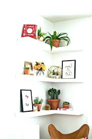 plastic corner shelf corner shelves for living room plastic floating shelves white solid wood corner living