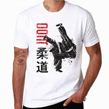 Judo Shirt Designs Us 6 99 29 Off Mens T Shirt Brazilian Jiu Jitsu Bjj Design Funny Judo T Shirts For Boy Casual Short Sleeve T Shirt Mens Streewear Tops Tee In