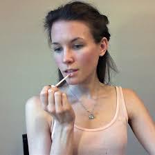 tauriel hair and makeup tutorial gloss copy