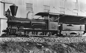 Queensland B12 class locomotive