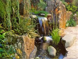 garden ideas landscaping ideas asian garden backyard boulders creek flagstone