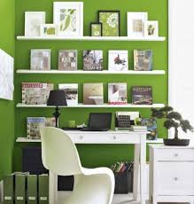 green ideas for the office. Interior:Green Office Hunterating Ideas Blue Mint Home Bay Packers Apple Bookshelf Wall Color Walls Green For The A