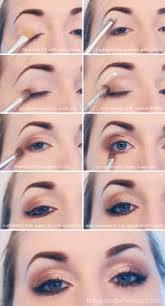 30 tutorial make up mata natural lat sehari hari brown smoky eye neutral smokey