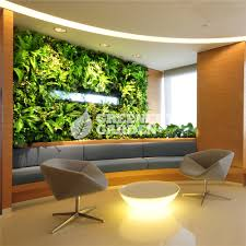 office greenery. Delighful Greenery Plants Wall For Indoor Office Decoration   To Greenery S