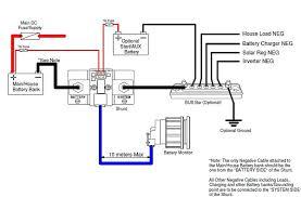 enerdrive xantrex tbs elite battery monitor 12 24vdc 50mm wiring diagram hardwired