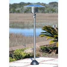 fire sense patio heater stainless steel natural gas heaters infrared manual furniture