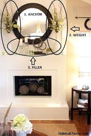 decorate fireplace mantel for how to a best mantels that will make you images on decorating around fireplace