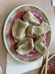photo of panda garden stamford ct united states steamed dumplings