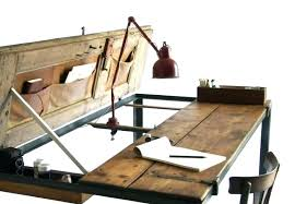 wood office desk furniture. Reclaimed Wood Office Furniture Desk A