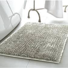 chenille bath rug san remo collection navy blue monte carlo